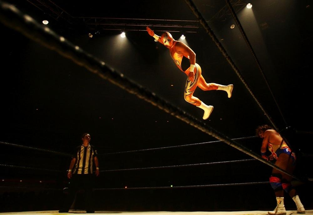Mexican wrestling - Lucha Libra