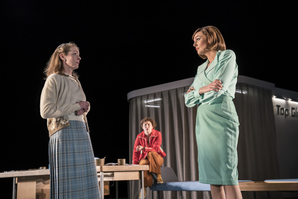 TOP GIRLS - National Theatre