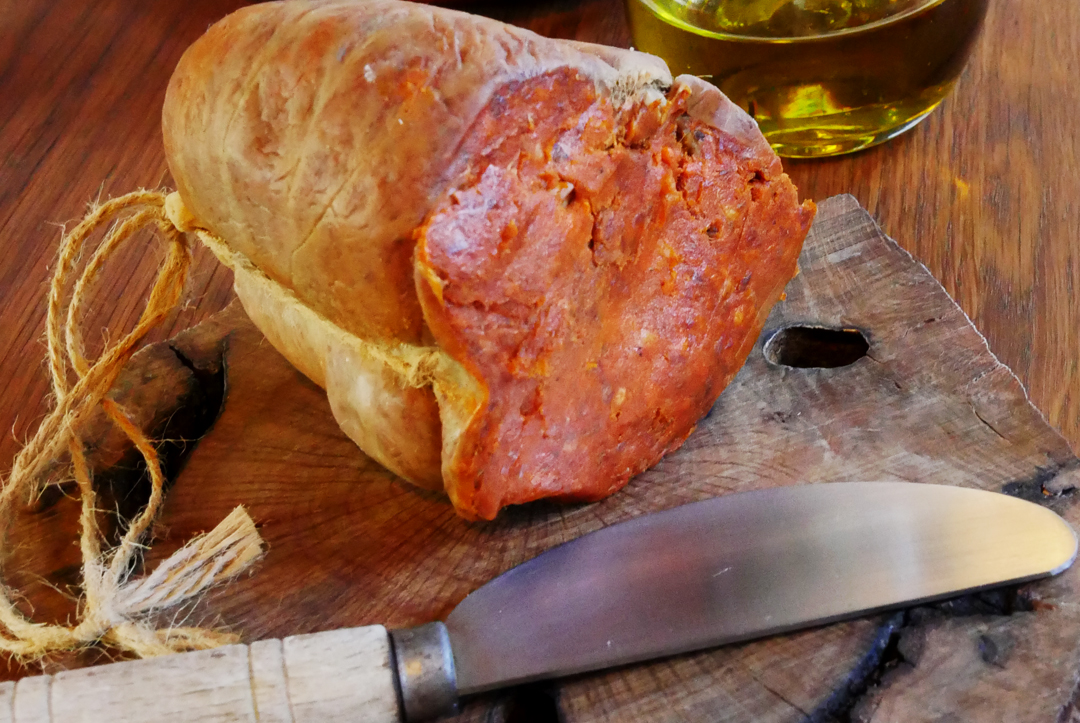 Sobrasada - Mercat d'olivar