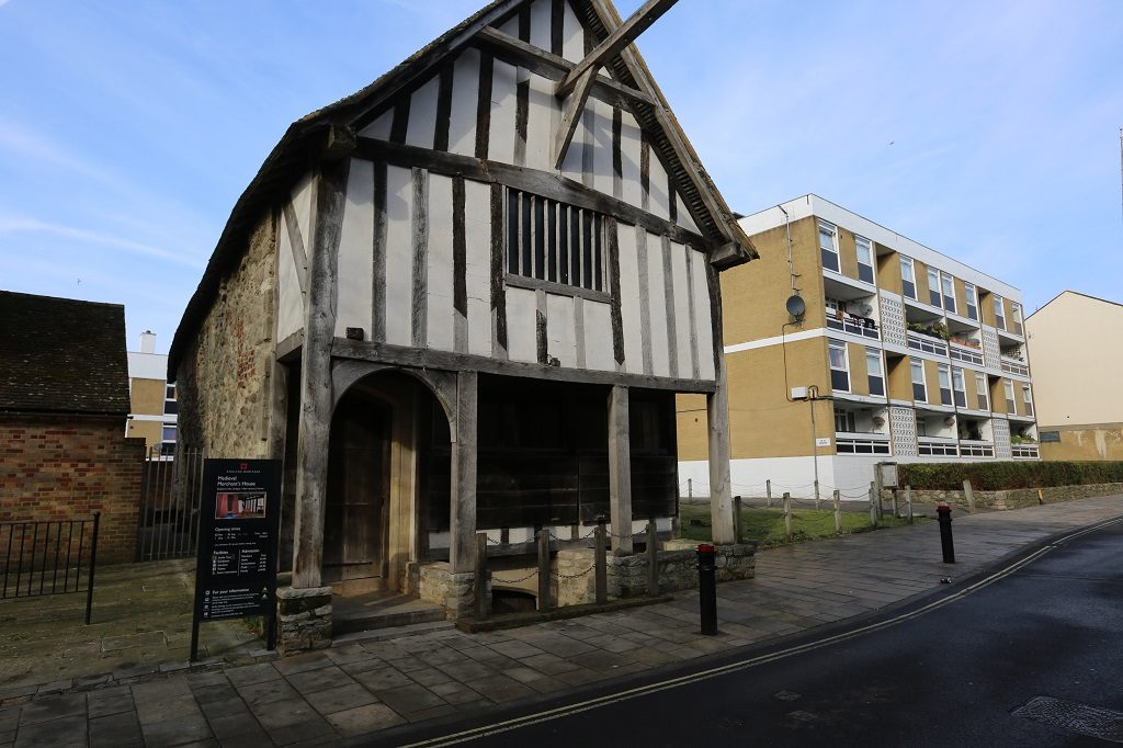 Southampton Mayflower Medieval MErchant House