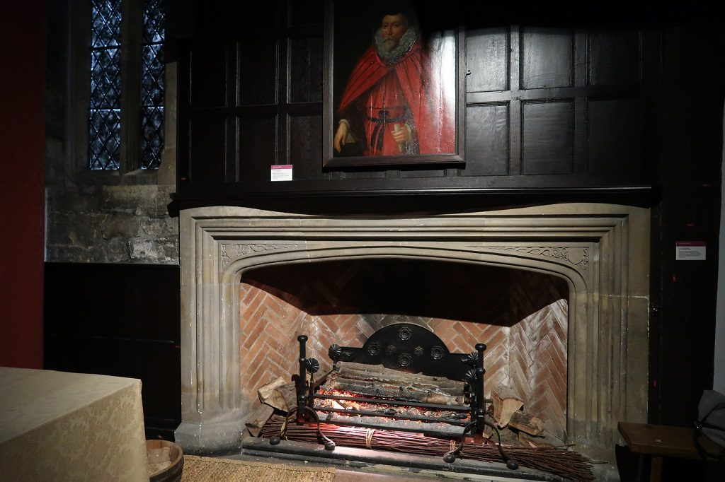 Southampton Mayflower Tudor House Interior