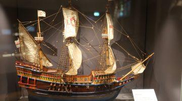 Southampton The Mayflower Ship