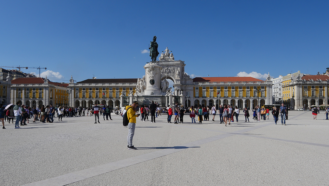 Terreiro do Paço Lisbon