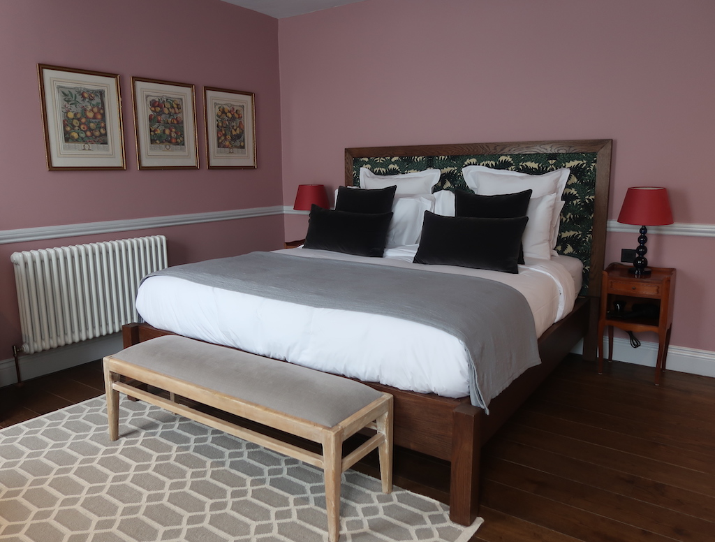 The Bower House Boutique Hotel Shipston - bedroom