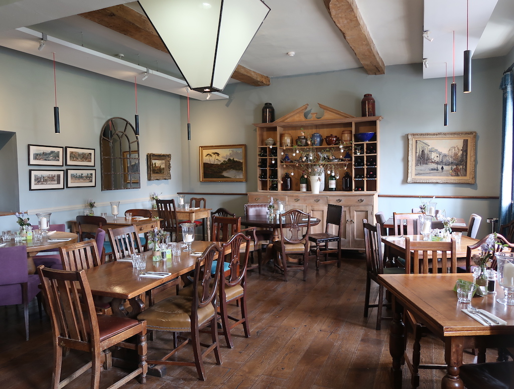 The Howard Arms Dining Room