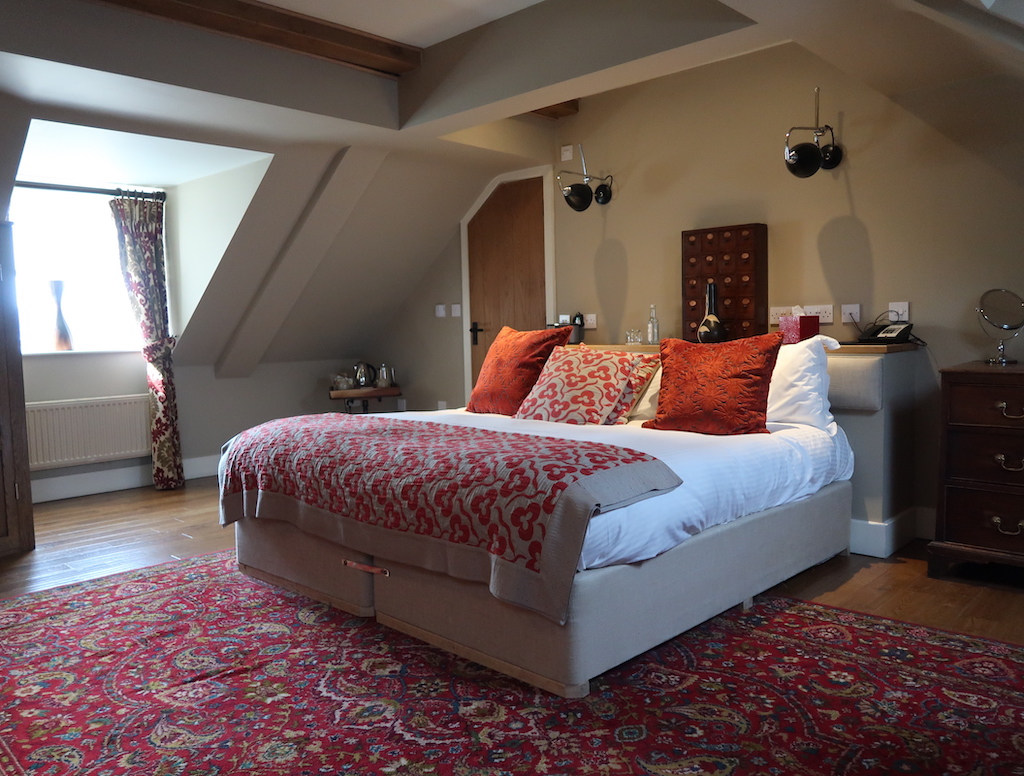 The Howard Arms - bedroom