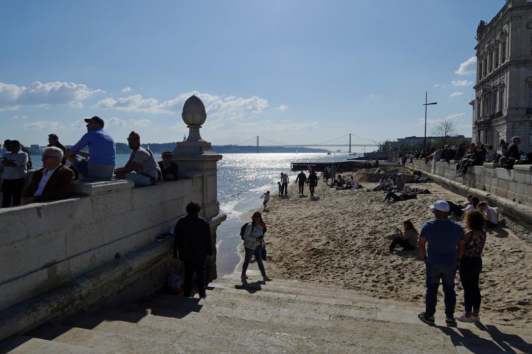 The Tagus - Lisbon