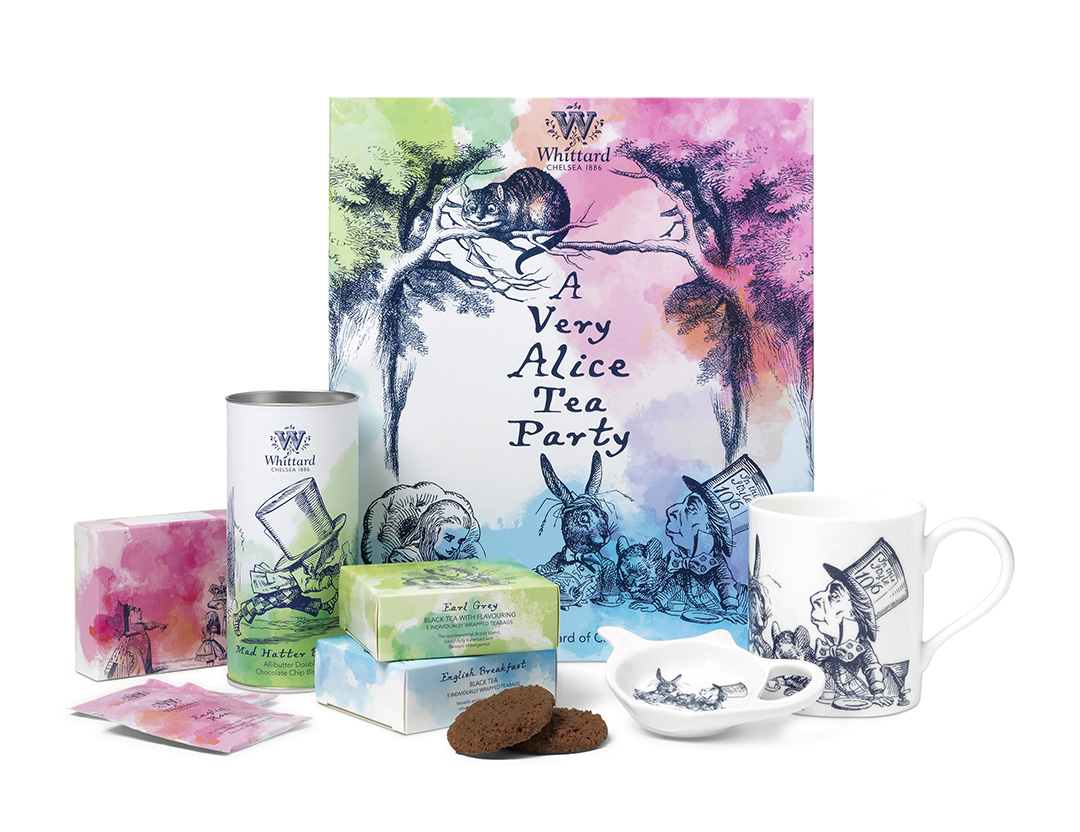 Alice Gift Set from Whittard