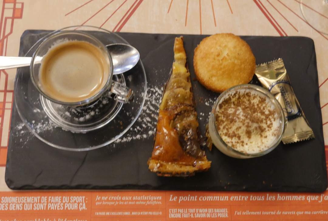 Cafe Complet - St Quentin
