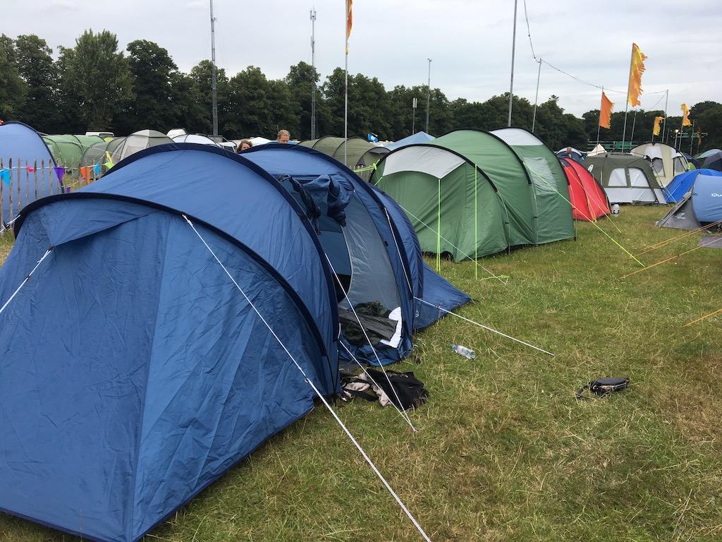 Camping - Latitude