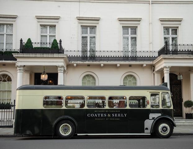 Coates & Seely bus