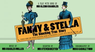 Fanny & Stella_Poster