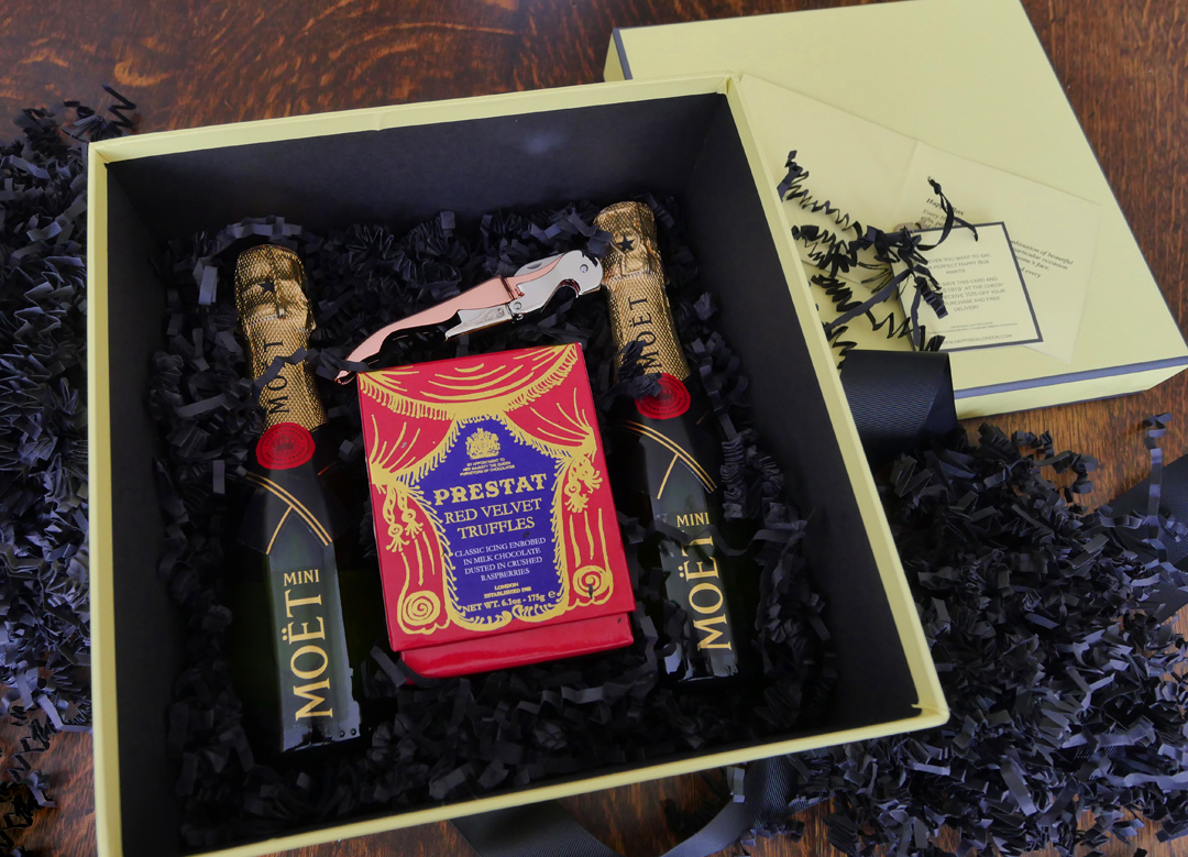 Happy Box London - Champagne