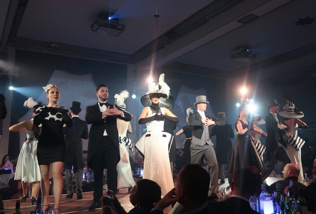 Hat Heels & Horses show - The London Cabaret Club