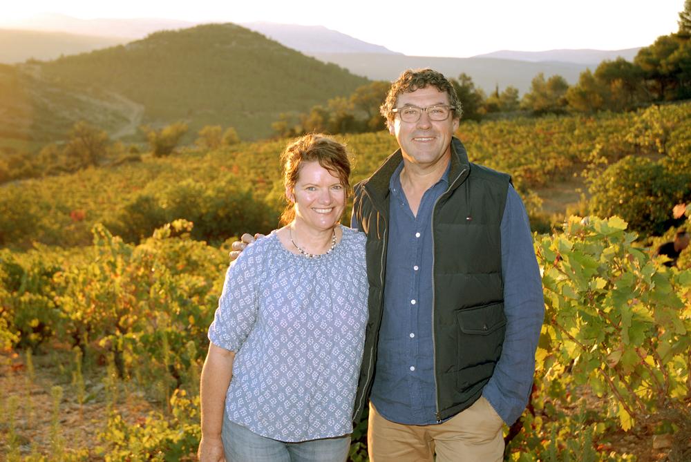 Katie Jones from Domaine Jones Wines