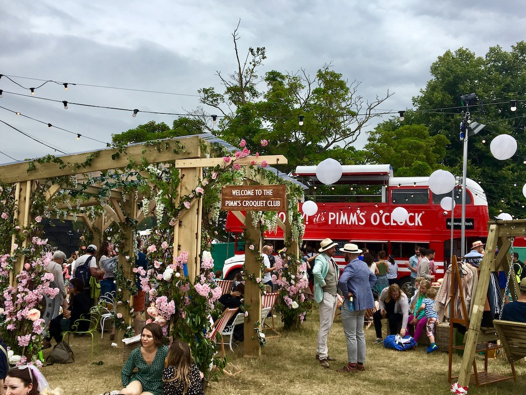 Latitude - Pimms Bus