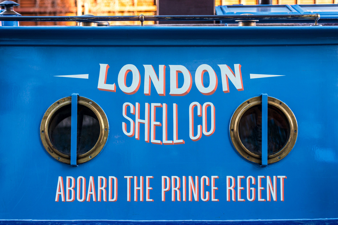 London Shell Co at Paddington