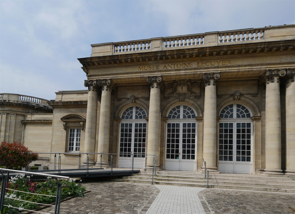 Musee antoine lecuyer St Quentin