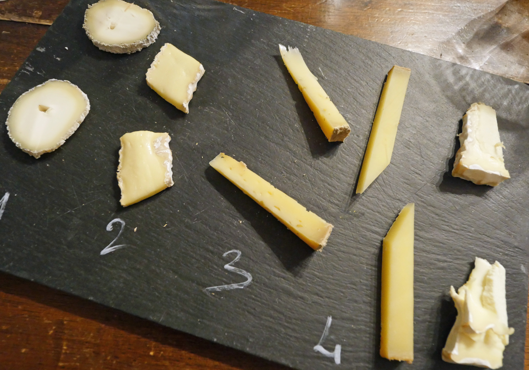Paroles de fromagers - food tours paris