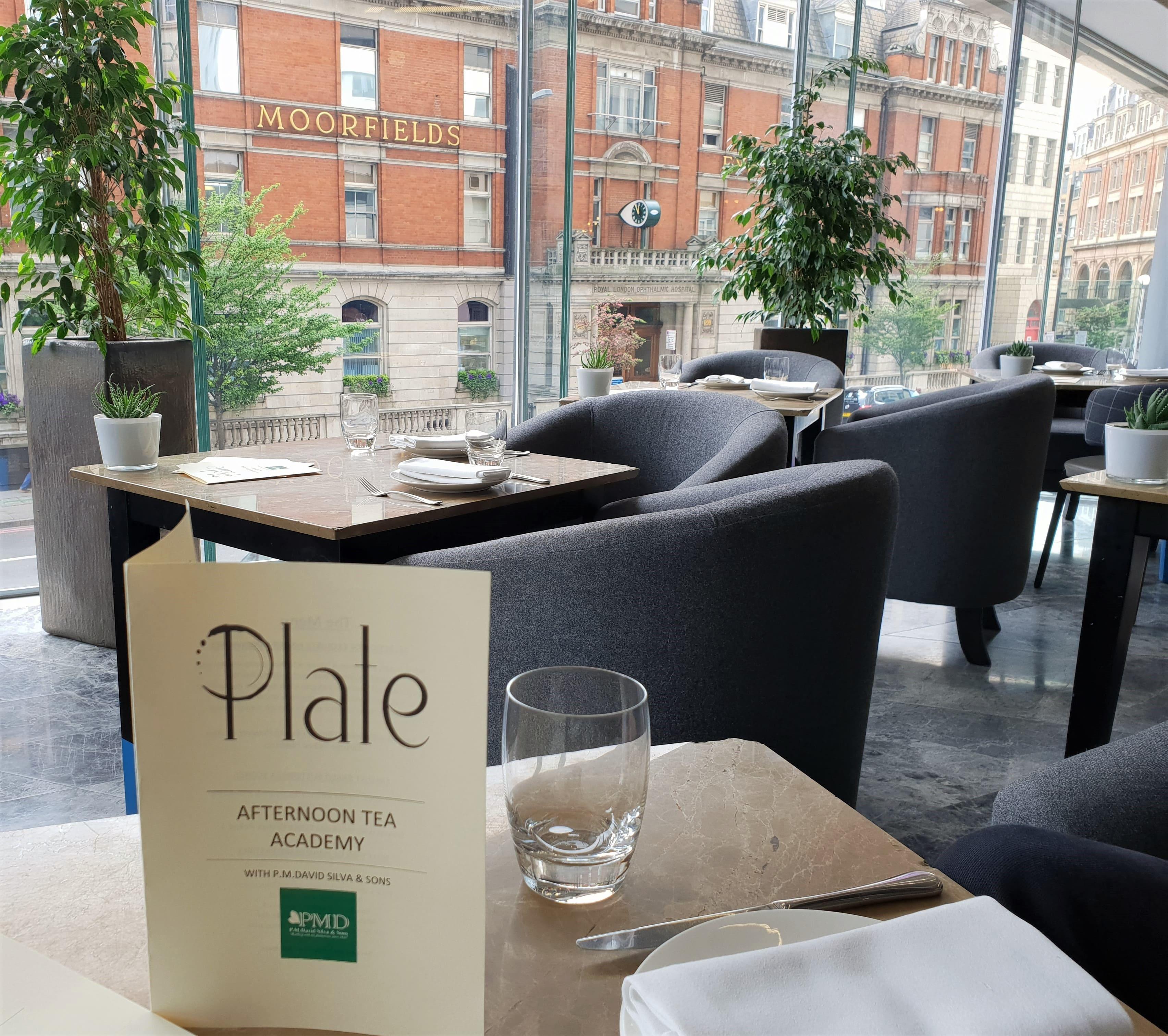 Plate Tea Academy (2