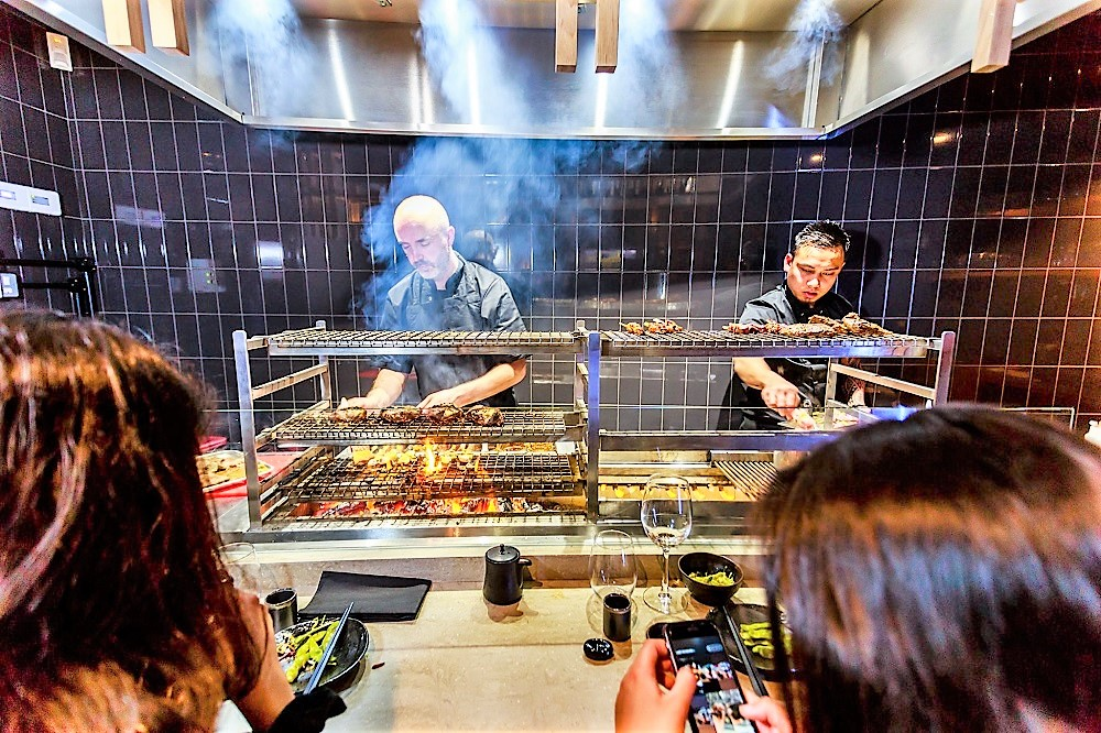 The Robata Grill