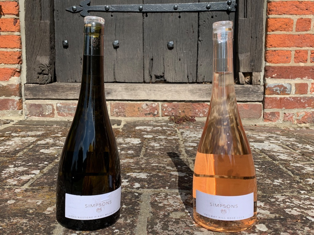 Simpsons wines - Great English Sparkling Wine