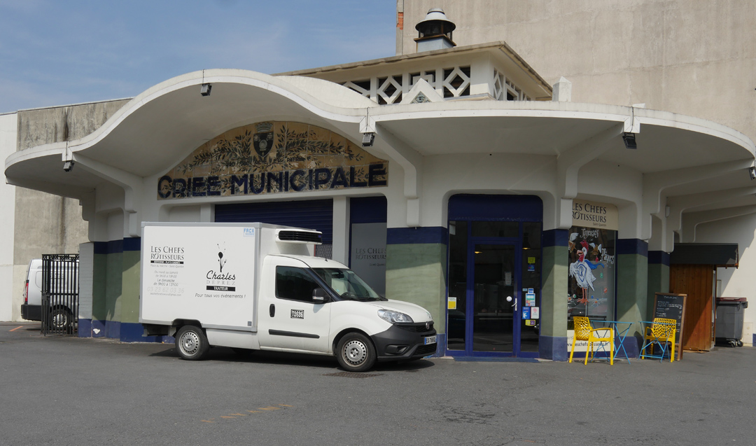 St Quentin Architecture