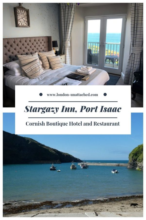 Stargazy Inn Port Isaac Cornwall