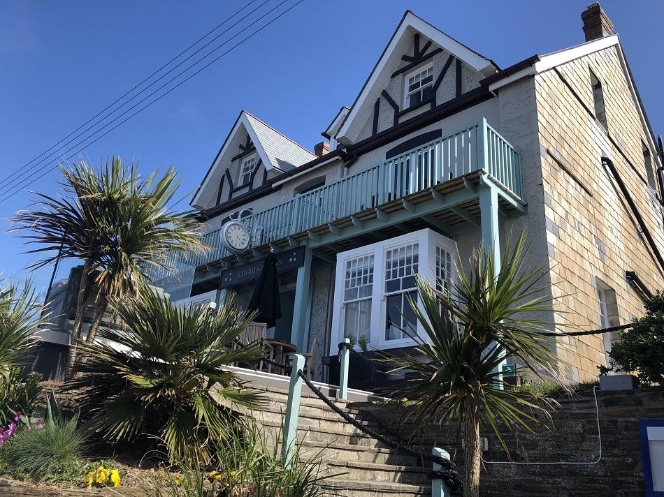 Sratgazy Inn Port Isaac Conwall