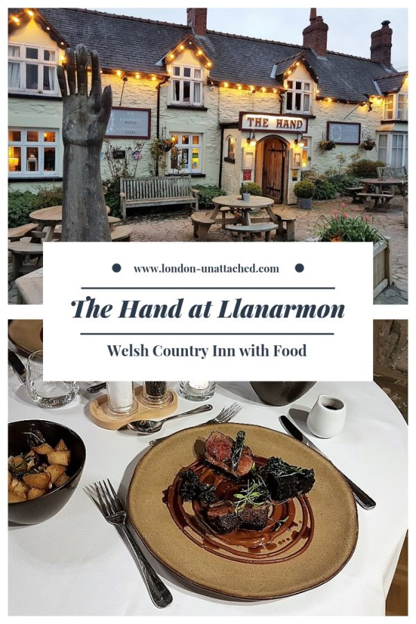The Hand at Llanarmon