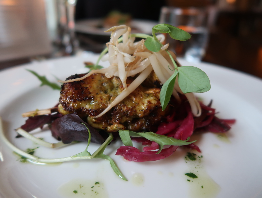 The Townhouse Hotel - Chicken skewers