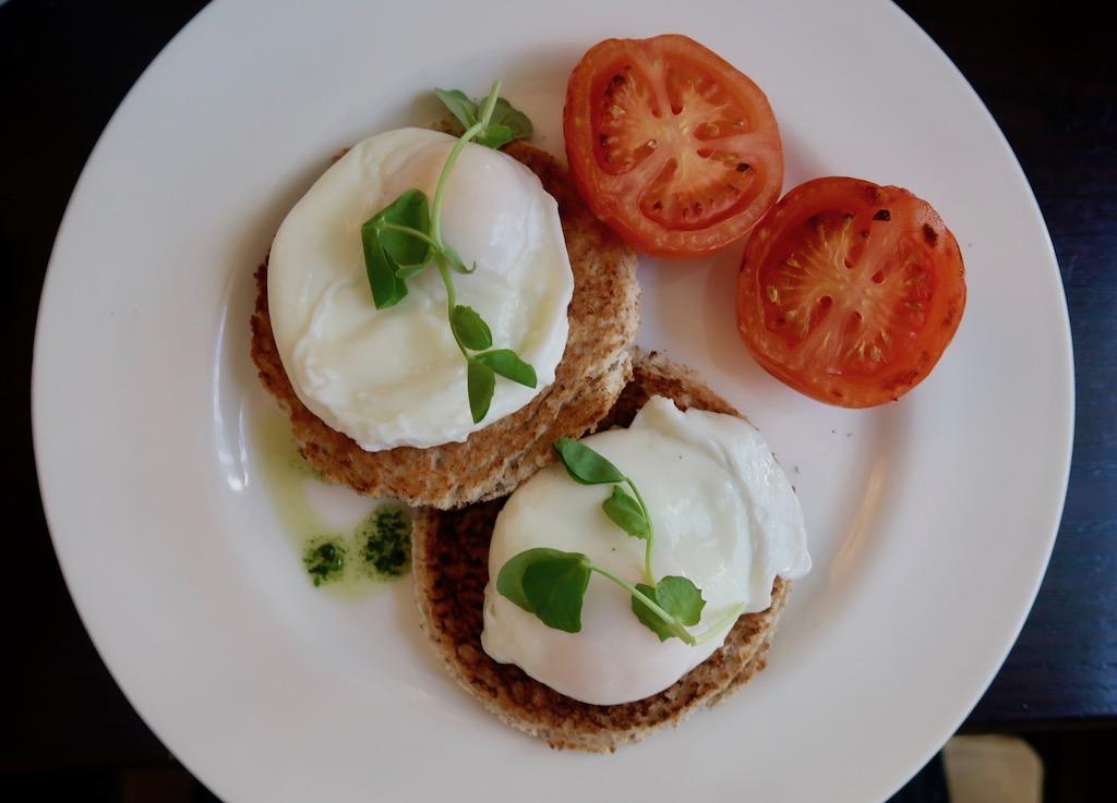 The Townhouse Hotel breakfast