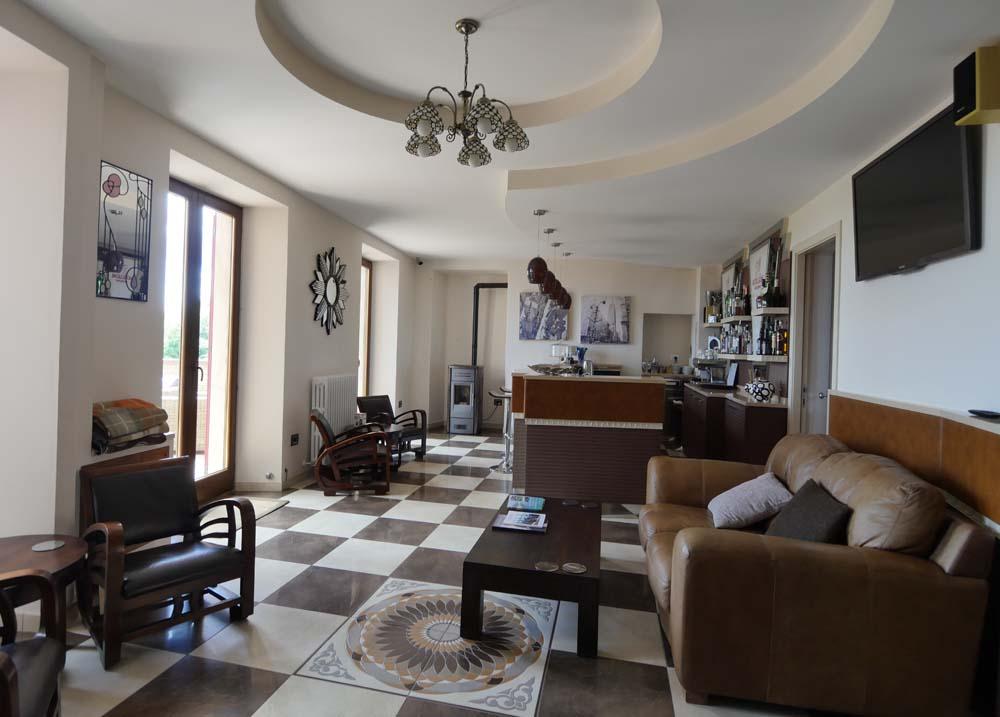 Art Deco Bar - Hotel Leone Marche
