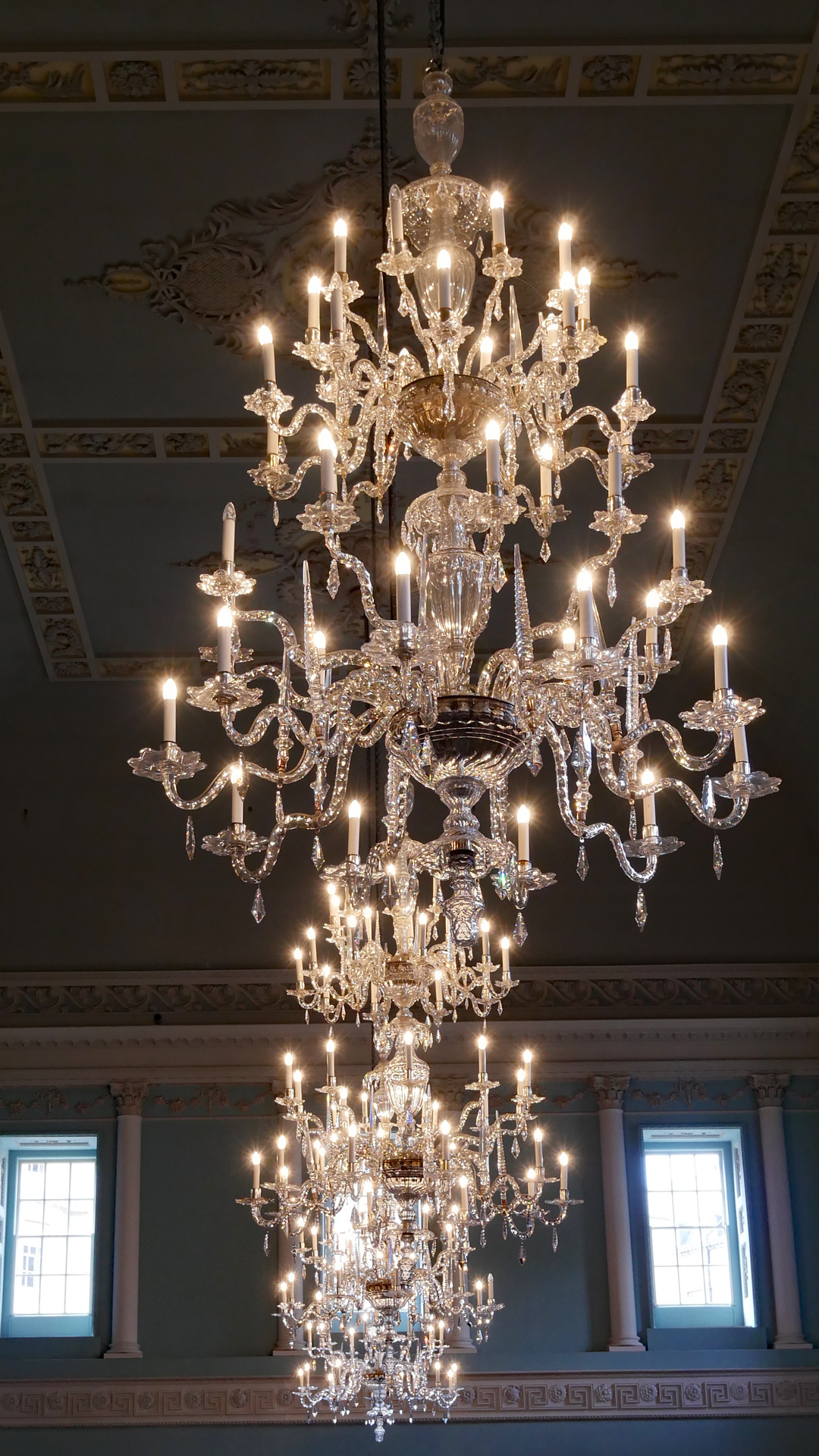 Assembly rooms Chandeliers Bath