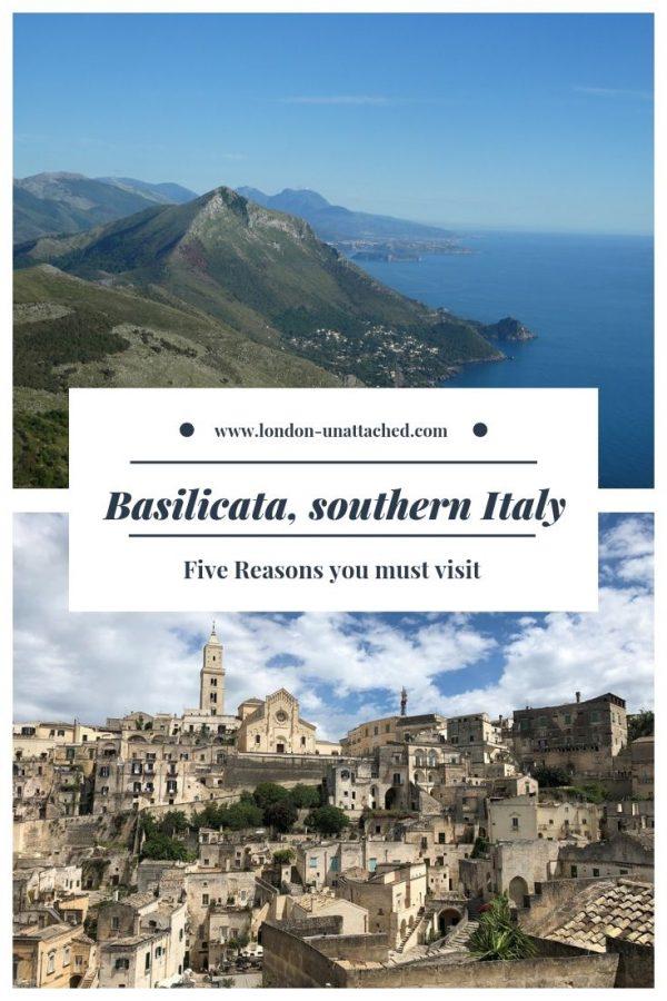 Basilicata Southern Italy