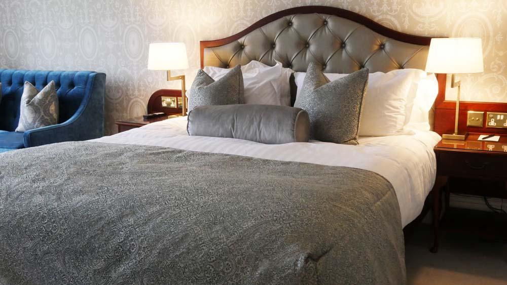 Bonham Hotel Room Two