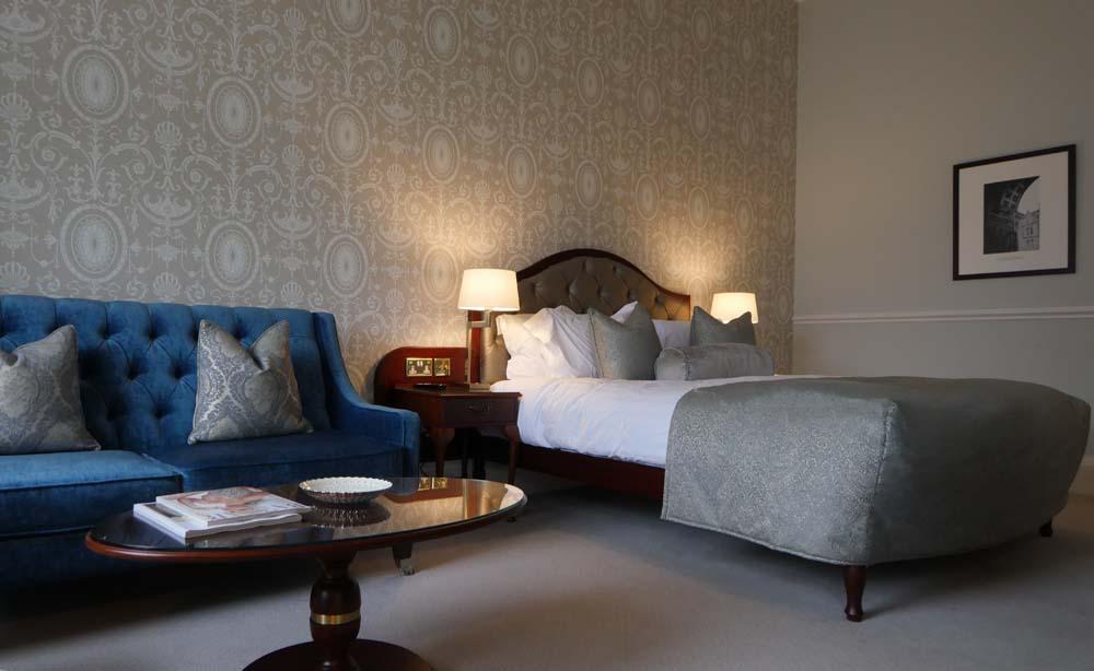Bonham Hotel Room