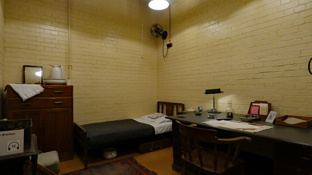 Brendan Brackens Room