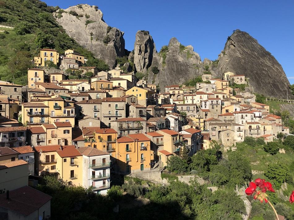 Castelmezzano Basilicata Italy