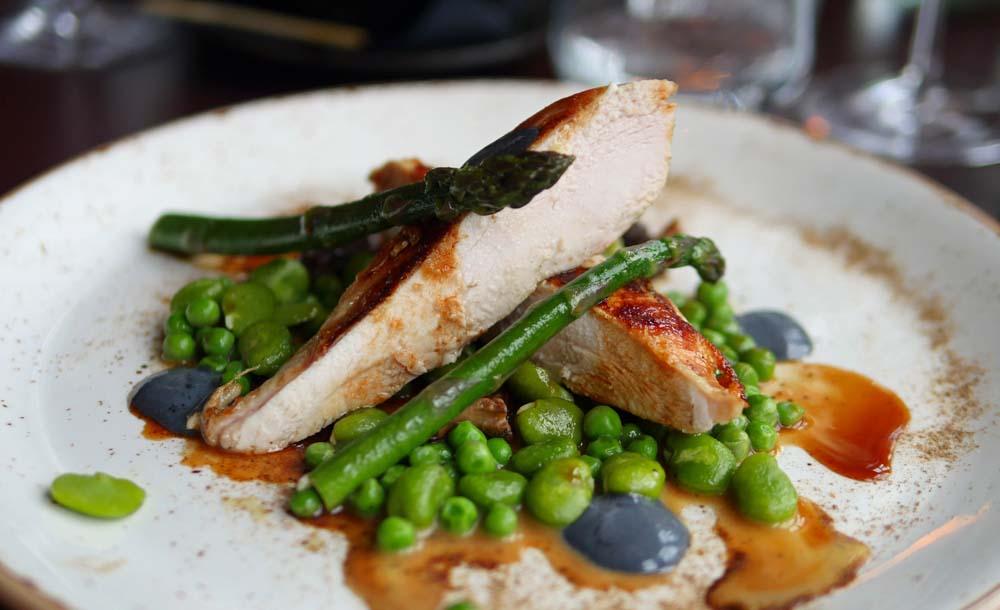 Chicken - Bonham Hotel Edinburgh