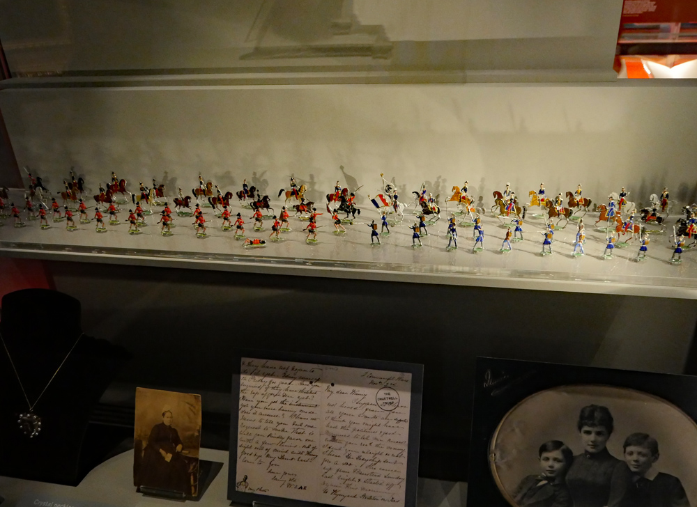 Churchill Toy Soldiers etc