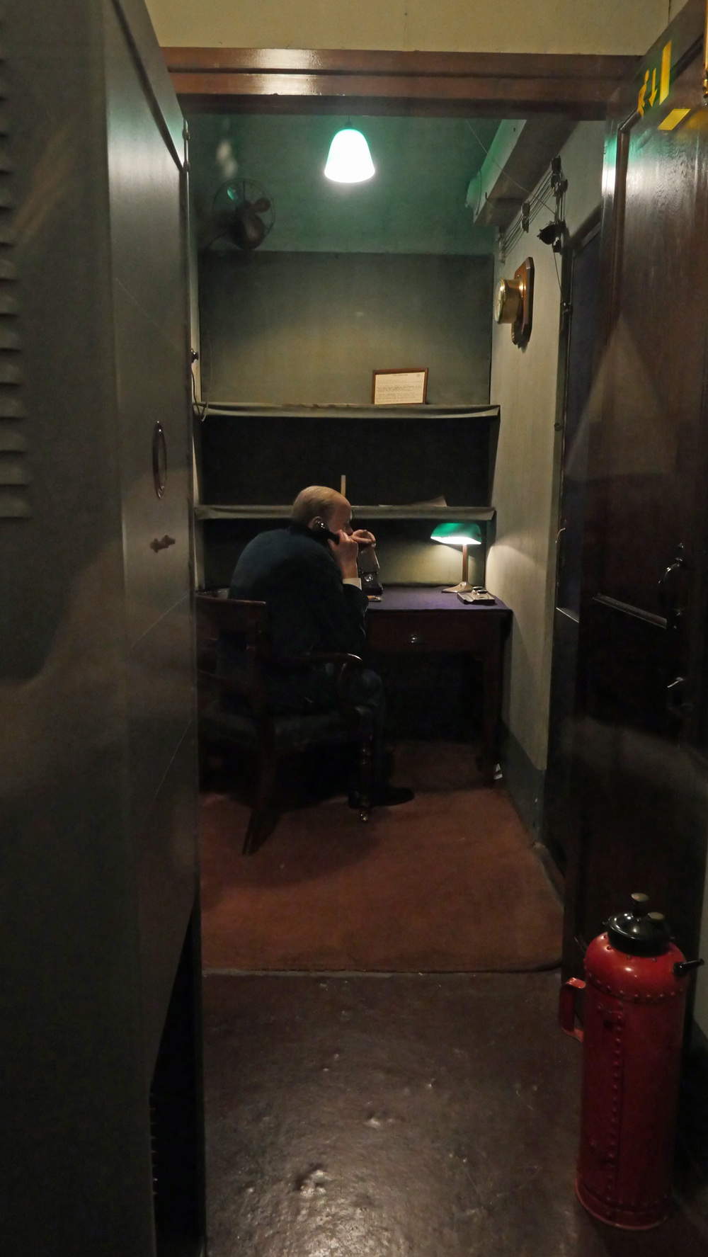 Churchill War Rooms - Telephone Room