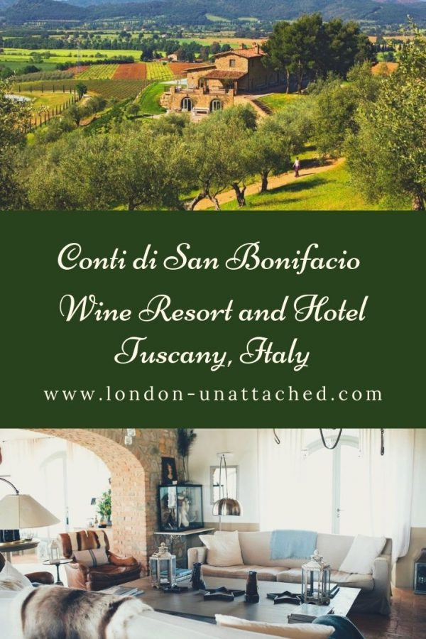 Conti di San Bonifacio Wine Resort and Hotel