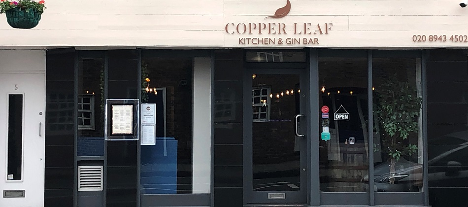 Copper Leaf London Hampton Wick