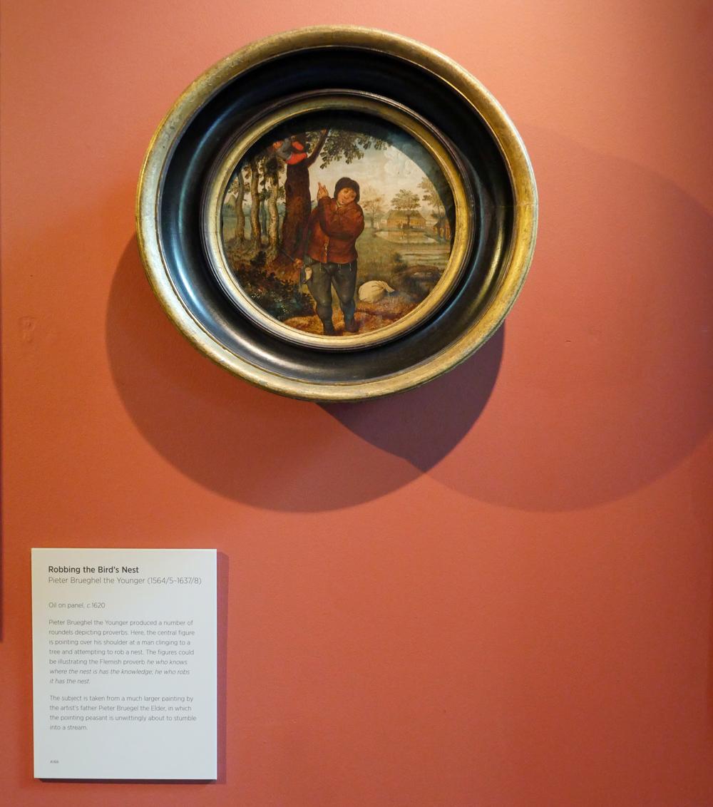 Flemish art Holbourne Museum