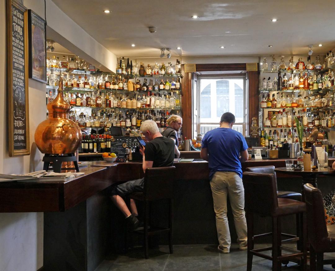 Gin Bar and Pub Bristol