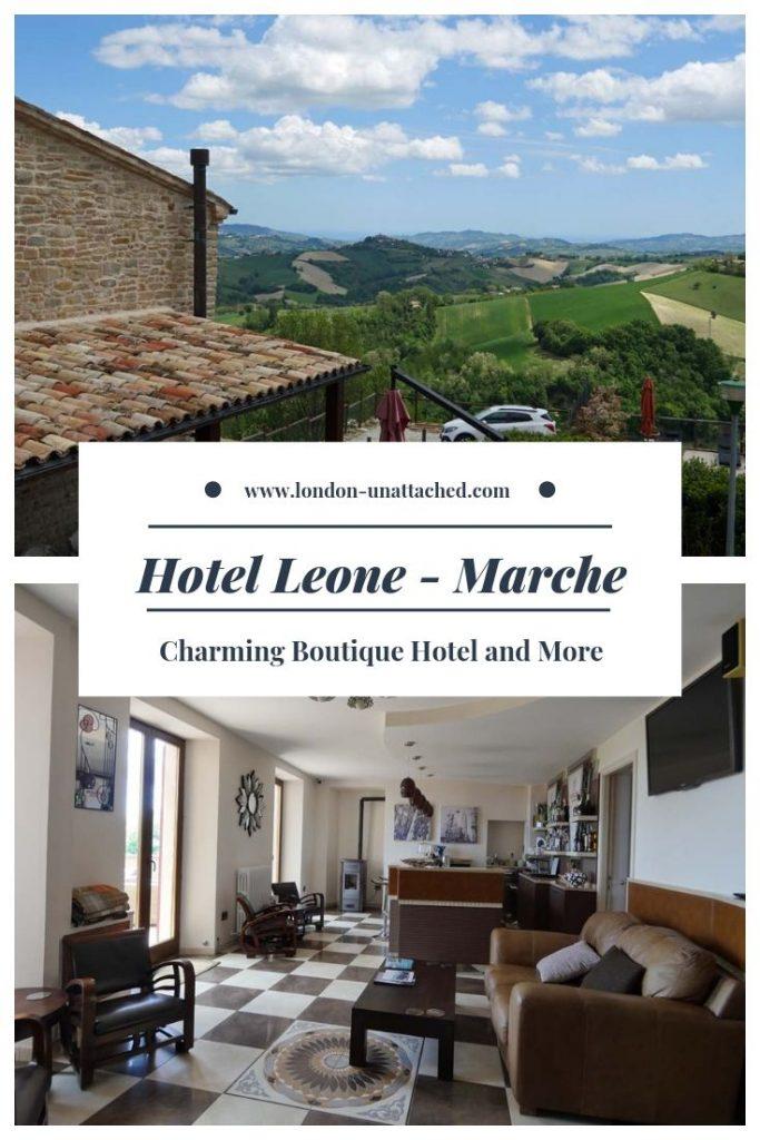 Hotel Leone, Montelparo , Marche
