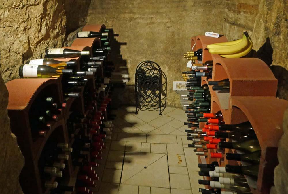 Hotel Leone Wine Cellar