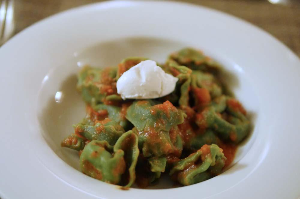 Pasta - Hotel Leone wine dinner
