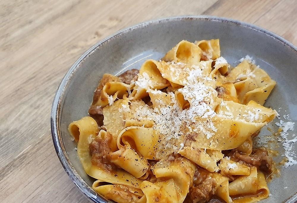 Pasta Nostra - Pappardelle Oxtail Ragu